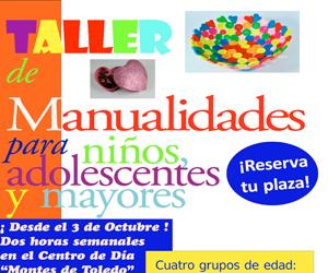 Cecap Los Yebenes Organiza Un Taller De Manualidades Para Ninos