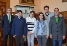 Diputación de Toledo y CECAP renuevan su compromiso con el fomento del empleo de las personas con especificidad