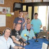 El programa de radio El Altavoz recibe la visita del grupo The Backties tributo a The Beatles