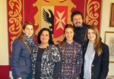 Encuentro institucional con el Ayuntamiento de Los Yébenes para definir el plan de actuación para 2016