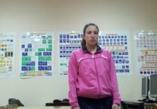 Las profesionales de CECAP Los Yébenes apoyan a Sandra de Andrés en la obtención del carné de conducir