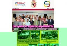"""Publicado el primer """"El Boletín"""" de CECAP Yébenes, una revista que da cuenta de las principales actuaciones desarrolladas en el primer semestre del año"""