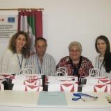 Tres usuarios de CECAP Los Yébenes participan activamente en el XV Encuentro de Clubs de Lectura