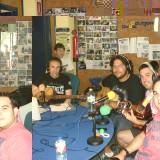 """El programa de radio El Altavoz recibe la visita del grupo """"Geiperman"""" que rinden  tributo a """"Hombres G"""""""