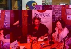 """El bajista de Rosendo, Rafa J. Vegas, visita el Club de Lectura """"Las Soñadoras"""" de CECAP para presentar su libro"""