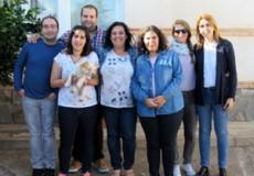 Dos jóvenes de Los Yébenes se independizan en una vivienda impulsada por el Ayuntamiento y los profesionales de CECAP en la localidad