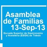 Nuestro grupo de entidades sociales celebra mañana la Asamblea General de Familias en la ESGHT de Toledo