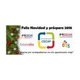 Los profesionales del Grupo de Entidades Sociales CECAP os desean unas Felices Navidades y un próspero año 2018