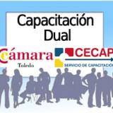 Arrancan las dos primeras acciones de Capacitación Dual impulsadas por CECAP junto a la Cámara de Comercio