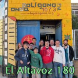 """El magacín de radio inclusiva """"El Altavoz"""" recibe la visita del central mexicano del CD Toledo, Aarón Galindo"""