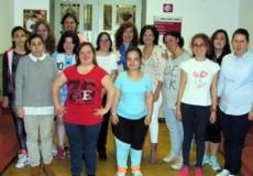 """La escritora Macarena Alonso comparte experiencias, poemas y relatos con el Club de Lectura Fácil de CECAP """"Las Soñadoras"""""""