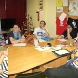 Los alumnos de YMCA de los cursos de Informador Juvenil y Mediación Comunitaria se forman en metodología CECAP