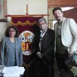 El presidente de CECAP viaja a Cuzco (Perú) para iniciar líneas de investigación universitaria en torno a la Especificidad