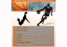 CECAP y el Ayuntamiento de Los Yébenes organizan un curso de Iniciación Deportiva al baloncesto