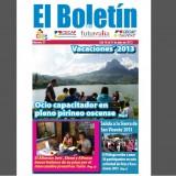 El Boletín nº 21 rememora las Vacaciones en el Pirineo 2013 como actividad de ocio capacitador