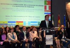 El Grupo CECAP expone varias de sus herramientas técnicas de innovación social durante el III Congreso Iberoamericano sobre Cooperación, Investigación y Discapacidad