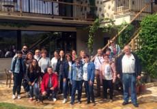 Profesionales y familias de la entidad reflexionan e intercambian experiencias sobre la realidad y aspectos de futuro del proyecto CECAP