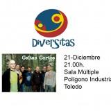 Diversitas 2013 contará este año con la actuación estelar de Celtas Cortos y nuevo emplazamiento en la Sala Múltiple