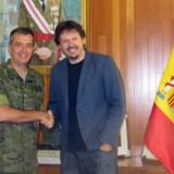 La Academia de Infantería y CECAP renuevan su convenio de colaboración para apoyar la formación profesional de nuestros participantes