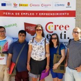 El Área de Capacitación Laboral y Emprendimiento de CECAP promueve la asistencia activa de sus participantes a diversas Ferias de Empleo