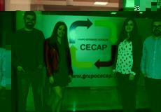 El Departamento de Administración y Gestión Económica del Grupo CECAP refuerza su estructura organizativa