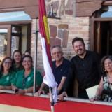 El Servicio de Capacitación CECAP participa como jurado en el 47º Concurso de Carrozas de las fiestas patronales de Los Yébenes