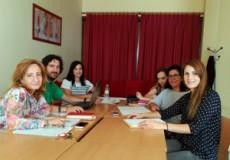 Los profesionales de CECAP Yébenes mantienen una reunión de coordinación con los agentes sociales y educativos de la comarca