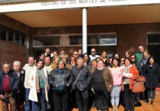 Se presenta a las familias y colectivos de Los Yébenes el Plan de Actuación en esta localidad para el año 2016