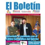 El Boletín nº 34 recoge la renovación del convenio de colaboración en materia de formación con el Centro Geográfico del Ejército de Tierra en Madrid