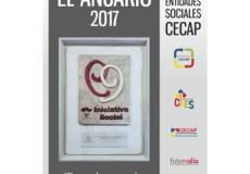 """Os presentamos """"El Anuario 2017"""", la publicación que recoge toda la actividad desarrollada durante el pasado año por el Grupo de Entidades Sociales CECAP"""