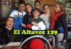 """El programa 129 de """"El Altavoz"""" entrevista a Eduardo Sánchez Butragueño, director de Fundación Soliss, y a Anastasio Priego, alcalde de Los Yébenes"""