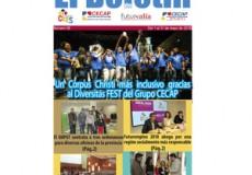 """El Corpus Christi más inclusivo gracias al Diversitas FEST 2018 del Grupo CECAP, noticia destacada del newsletter mensual """"El Boletín"""""""
