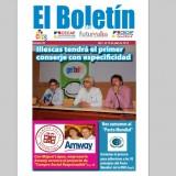 El Boletín nº 20 lleva en portada la inserción laboral iniciada por get brit! en Illescas