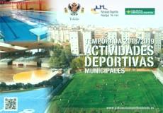 CECAP te ayuda a inscribirte en las actividades del Patronato Deportivo Municipal de Toledo de la temporada 2018/2019