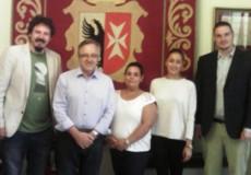 La nueva Corporación de Municipal de Los Yébenes respalda el proyecto de CECAP para apoyar a personas con especificidad de la localidad