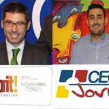 El Altavoz nº 55 entrevista al gerente de la empresa toledana de enseñanza de idiomas get brit! y al director de CECAP Joven