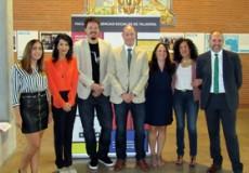 """CECAP expone a los universitarios de Talavera de la Reina """"Moviliza-t"""", la primera APP para gestionar el voluntariado en entidades del Tercer Sector"""