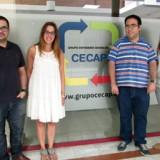 Felipe Talavera desarrolla las prácticas de su Grado en Derecho en el Departamento de Administración y Gestión Económica de CECAP