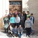Fin de curso para los 15 alumnos del PCPI de Auxiliar de Oficina organizado por el Servicio de Capacitación CECAP