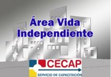 El Área de Capacitación para la Vida Independiente atiende a un total de 53 participantes desde sus distintas líneas